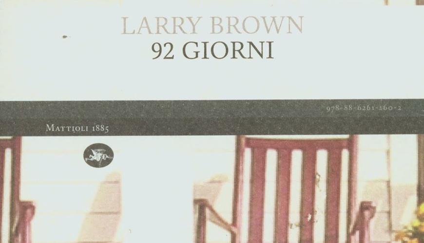 Larry Brown 92 giorni