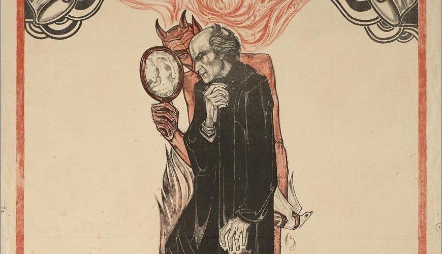 La leggenda di Faust - Goethe