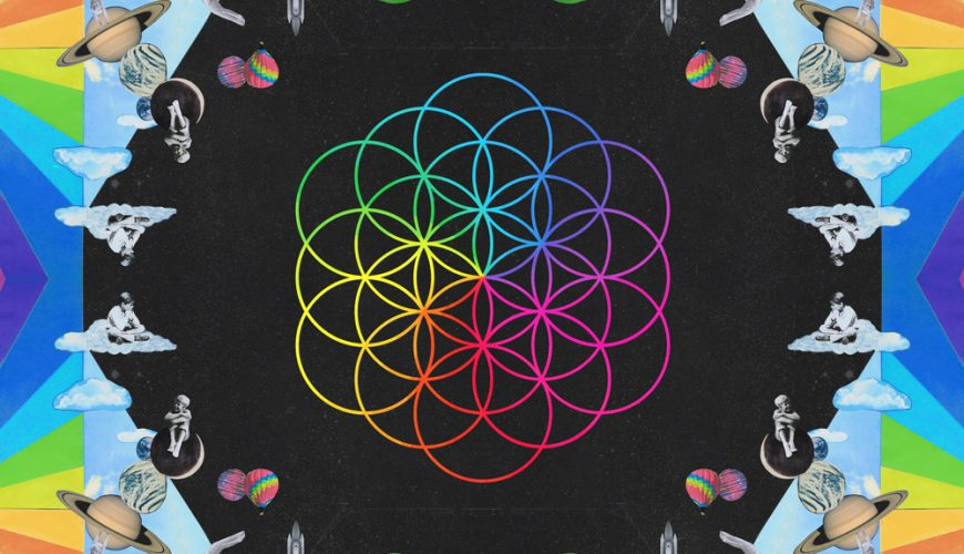 Coldplay, la copertina di A had full of dreams