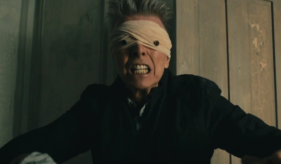 David Bowie, il video di Blackstar