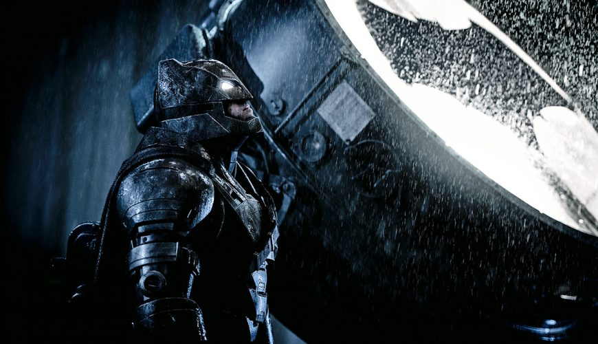 "Il nuovo trailer italiano di ""Batman vs Superman"""