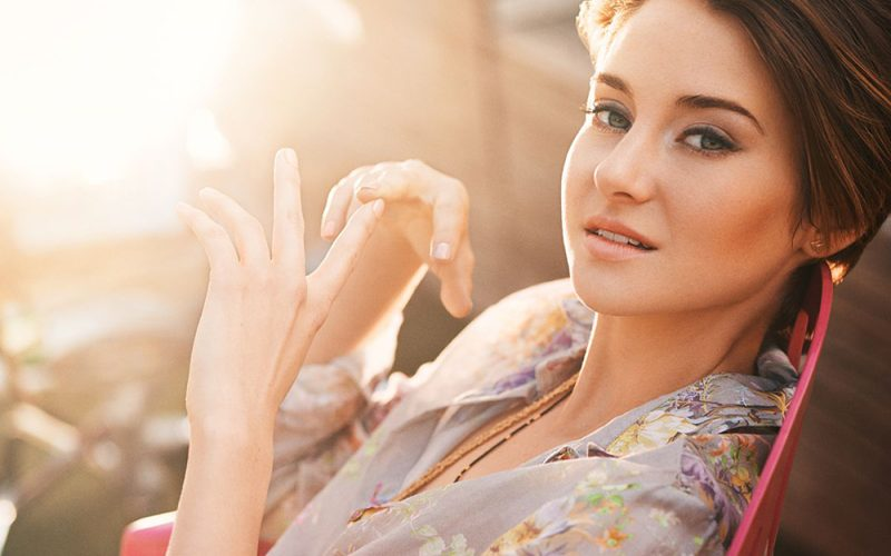 "Shailene Woodley protagonista di ""Big little lies"""
