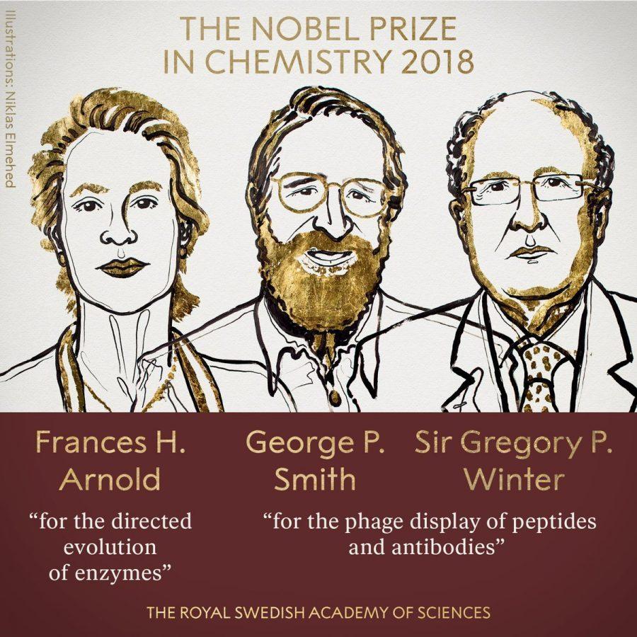 Nobel chimica 2018