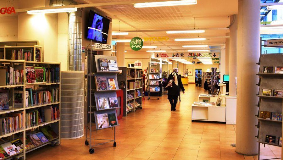 Biblioteche Cavriago